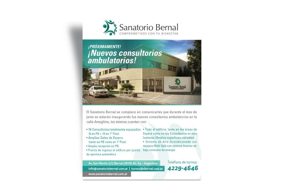 Sanatorio Bernal